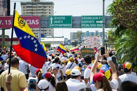 Civil and Political unrest in Venezuela