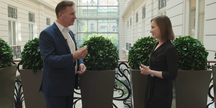 Chevron Interview - Dan Gillis